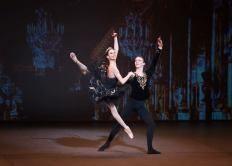 Liudmila Konovalova and Vadim Muntagirov