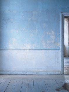 Magnus Anesund #interior #blue