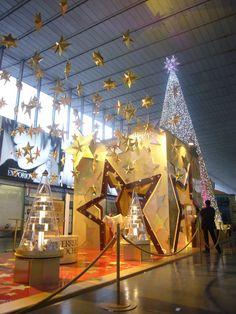 Resultado de imagen de christmas shopping mall