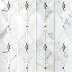 Welcome to Artistic Tile valencia lucido glas and stone water jet mosaic Floor Patterns, Tile Patterns, Textures Patterns, Artistic Tile, Bath Tiles, Mosaic Tiles, Stone Tiles, Stone Mosaic, Reno