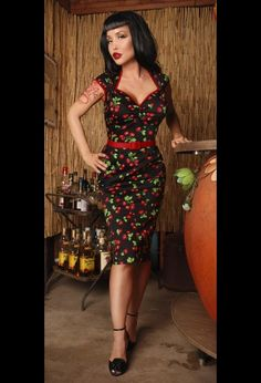 Actually THIS will be my treat to myself - The Natasha Dress in Black Cherry. More suited to my body type.