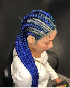 Goddess Braids With Color Idea goddess braids hairstyles pictures of goddess braids for Goddess Braids With Color. Here is Goddess Braids With Color Idea for you. Goddess Braids With Color 51 goddess braids hairstyles for black women page. Box Braids Hairstyles, Braided Ponytail Hairstyles, Popular Hairstyles, Natural Hairstyles, Cornrolls Hairstyles Braids, Gorgeous Hairstyles, Hairstyles 2018, Black Girls Hairstyles, African Hairstyles
