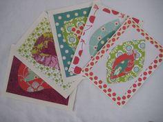 Vagina & Uterus Note Cards. via StateOfTheUterus on Etsy.