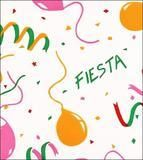 Fiesta Pink and Green Oilcloth Tablecloth