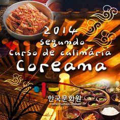 II Curso de culinária coreana em São Paulo
