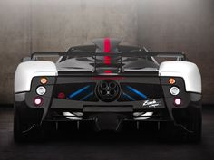 Pagani Zonda R Yellow Other Cars Background Wallpapers on