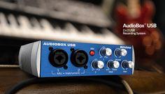 Win a PreSonus USB Audio Interface!