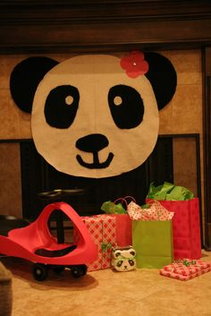 """Photo 1 of 26: All things Panda Bear! / Birthday """"Beary Special Panda Party"""" 