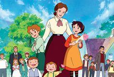 """若草物語 ナンとジョー先生 ・  """"Little Women II: Jo's Boys"""" ・1993 ・ (Adapted from Little Women's sequel, Louisa May Alcott's """"Little Men"""".)"""