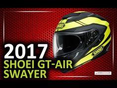2017 Shoei GT-AIR Swayer, Neden Seçmelisiniz?
