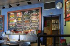 Artisan Ice Cream at the Texas Based Amy's Ice Creams!