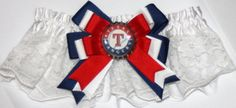 Texas Rangers Set of 2 Keep one and Toss oneTexas by bowsforme, $25.00