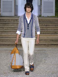 Roberto Cavalli Spring/Summer 2012 Men's Fashion Show - Look 17