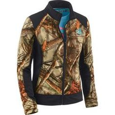 Women's Evo Camo Getaway Active Jacket at Legendary Whitetails Camo Hunting Jacket, Camo Jacket, Hunting Gear, Country Wear, Country Girls Outfits, Camo Outfits, Girl Outfits, Womens Hunting Clothes, Women Hunting