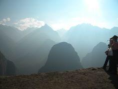 mountains and mountains and mountains...
