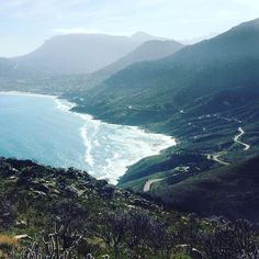 #chapmanspeak hike stunning day in #capetown with @johan_haniboy #igers #instagay