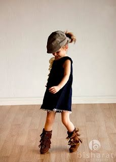 this is pretty much what my little girl would be doing :) trying to be Pocahontas like mommy