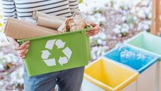 Recycling has numerous positive benefits for people and the environment. It reduces landfill waste, creates jobs, saves money, and conserves natural resources. Take this quiz and see how much you know about recycling! Recycling Center, Recycling Bins, Plastic Recycling, Bottles And Jars, Plastic Bottles, Recycling Business, Recycle Symbol, Recycling Process, Recycling Facility