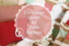 Christmas Spools Quilt - Moda Bake Shop