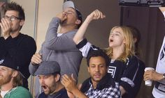 One way to pack a stadium full of Hollywood heavyweights is for the Los Angeles Kings to make it to the Stanley Cup finals. In 2014, they did just that – and won – with Chloë Grace Moretz, Channing Tatum and Joshua Jackson all in attendance to cheer them on. (Image: Noel Vasquez/Getty Images)