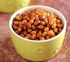 Kitchen Tips 1. To make soybean soft, soak soybean at least 8 hours before cooking. 2. If not use a pressure cooker, simmer for 2 hours to make this dish.