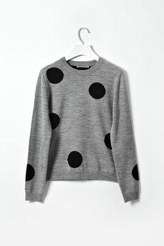 big polka dots • cos
