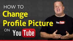 How to Change YouTube Profile Picture Icon - Google+ Avatar— Need a quick update to your YouTube Profile Picture and Google+ Avatar?  Derral Eves will show you how to change it. #YouTubeTips #YouTubeTraining