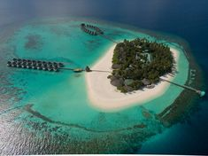 Angaga Island Resort & Spa  #Maldives
