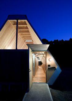 NKS Architects, Onigiri House, Saiki, 佐伯の住宅