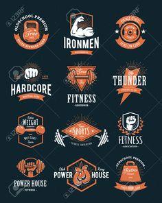 40978052-Conjunto-de-estilo-retro-emblemas-de-fitness-Plantillas-de-logotipo-gimnasio-vintage-Ilustraciones-d-Foto-de-archivo.jpg (1036×1300)