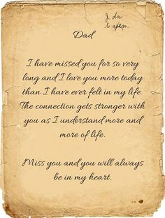 ...on the 25th,it will be sixteen years ago you left me to go home to Heaven..I miss you more each passing day,but I know you arent in pain anymore,and for that,Im grateful.Stay close like I know you do,and remember,Daddy,Im your little girl forever... Crystalina