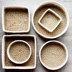 Crochet Pattern Bundle - Two jakigu.com designs at a lovely discount