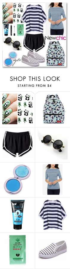 """""""LoveNewChic - 29"""" by ludmyla-stoyan ❤ liked on Polyvore featuring The Limited and vintage"""