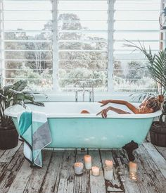 "175 Likes, 3 Comments - August Effects (@augusteffects) on Instagram: ""A little R&R is the best thing for the soul . . . Photo by: @saltyluxe #selfcare #bathtime…"""