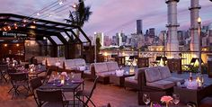 8 Rooftop Restaurants with Awe-Inspiring Views *Maybe Birreria if we need to grab a bite in the Flatiron District?