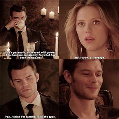 Funny but I still can't stand Freya. SHE DOESN'T BELONG IN THE MIKAELSON FAMILY!!!