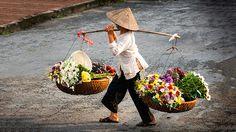 Mercado Hanoi, Vietnam