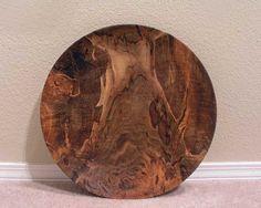 "17"" Ambrosia Maple Platter"
