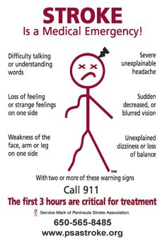 National Stroke Alert Day is May 5 Repinned by SOS Inc. Resources @sostherapy.