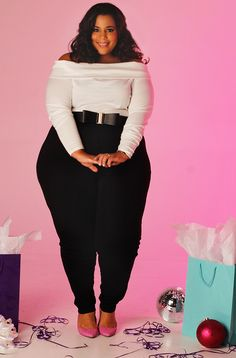 Plus size fashion article on the launching of plus size line Garnerstyle for Rebdolls Thick Girl Fashion, Plus Size Fashion For Women, Curvy Fashion, Plus Size Women, Classy Fashion, High Fashion, Vintage Fashion, Women's Fashion, Fashion Tips