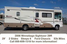 2006 Winnebago Sightseer 29R for sale  - Corbin, KY | RVT.com Classifieds