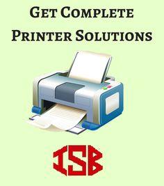 #ISB #Computer -#Complete #Printer #Partner. Shop online at www.isbcomputer.com