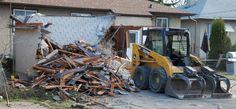 Garage Demolition Service B & B Demolition Ltd in Edmonton, AB