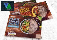 Tesco Smokehouse Meats | By P&W Design Consultants | Silver | Vertex Awards 2014