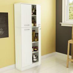 Amazon.com: Prepac Elite Collection 32-Inch Storage Cabinet: Home ...