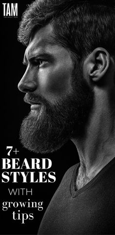7+ Beard Styles for Men in 2017. Includes short, trimmed, and long beard styles, plus celebrity inspired beard styles. Get growing, gentlemen.