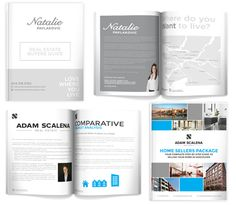 Our Ers And Guides Are Ready To Print Magazine Quality Brochures We Vancouver Real Estatereal