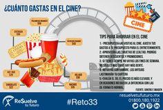 ¿Eres de los que van al cine más por el hambre que por la película?  Sabías que con Resuelve tu Futuro puedes iniciar un plan desde $33 pesos diarios ¿Y tú. Puedes con el Reto $33?  http://resuelvetufuturo.mx/fb