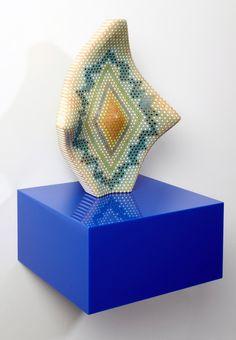 Pencils Sculpture « Outshoot