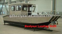 Semi Barge Aluminum Boat - Buy Semi Barge,aluminum Boat,aluminum Work Boat…
